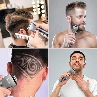 Hatteker 3in1 Haar- und Bartschneider Test